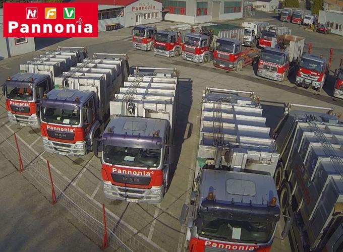 Üdvözöljük a Pannonia cégcsoport honlapján!